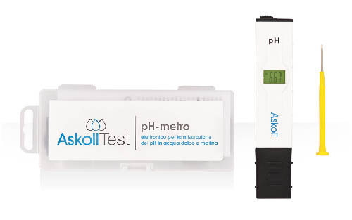 ASKOLL TEST pH-METRO