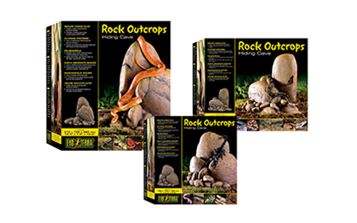 ROCK OUTCROPS SMALL