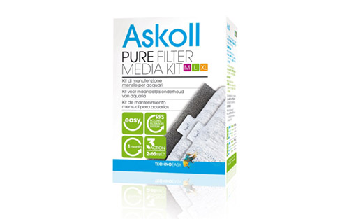 PURE FILTER MEDIA KIT M L XL