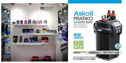 Grande accoglienza per le novità Askoll