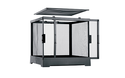SCREEN TERRARIUM Small X-Tall
