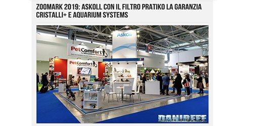 Il reportage di DaniReef su Askoll a Zoomark 2019