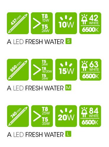 A LED FRESH WATER
