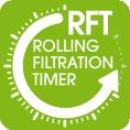 Rolling Filtration Timer